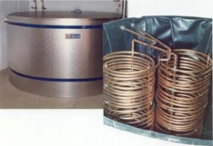Water Tanks and Heat Exchangers